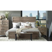 S084  Flatbush Panel Bedroom Group (No Queen Beds Available)