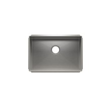 "J7® 003910 - undermount stainless steel Kitchen sink , 24"" × 16"" × 8"""