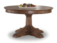 Sonora Round Pedestal Dining Table Product Image