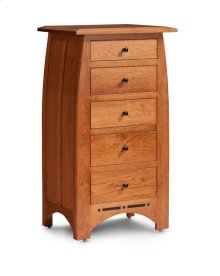 Aspen Lingerie Chest with Inlay