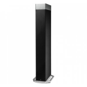 "Definitive TechnologyHigh-Performance Tower Speaker with Integrated 12"" Powered Subwoofer and Height Module"
