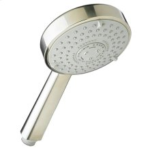 3-Function Rain Hand Shower - Polished Chrome