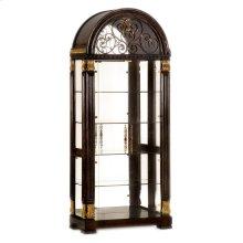 Villa Argenta Display Cabinet