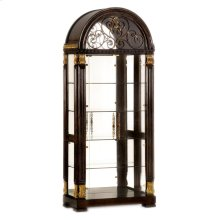 Villa Argenta Display Cabinet