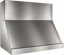 """36"""" 316-Grade Stainless Steel Range Hood for outdoor use with 1200 CFM Internal Blower"""