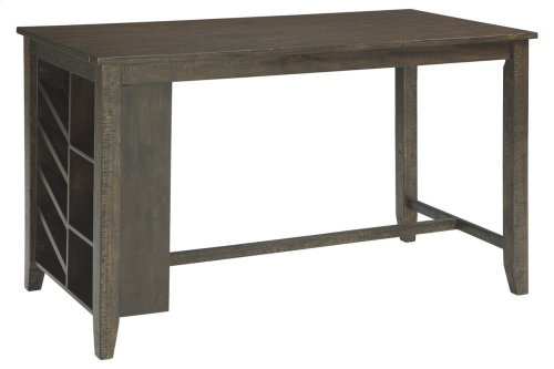 RECT Counter Table w/Storage
