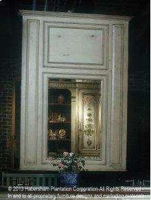 Large Trumeau Mirror