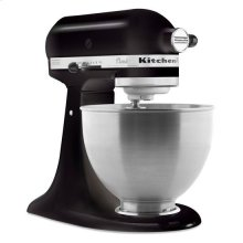 KitchenAid® Classic™ Series 4.5 Quart Tilt-Head Stand Mixer - Onyx Black