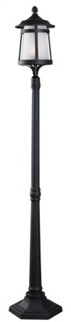 Portable Post - 1 Light Portable Post Lantern