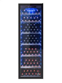 187-Bottle Single-Zone Wine Cooler