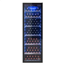 187-Bottle Single-Zone Wine Cooler