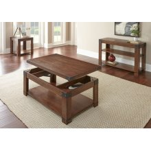 "Arusha End Table 24""x24""x24"""