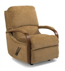 Woodlawn Fabric Recliner