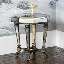 Voranado Octagonal Accent Table