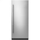 "30"" Built-In Refrigerator Column (Right-Hand Door Swing) Product Image"