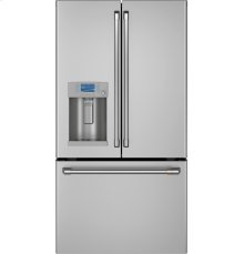 ENERGY STAR® 22.2 Cu. Ft. Counter-Depth French-Door Refrigerator with Hot Water Dispenser
