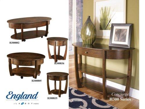 Concierge End Table H300836