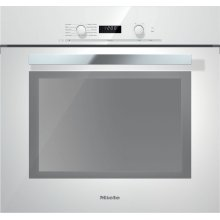 "30"" H 6280 BP PureLine Brilliant White DirectSelect Convection Oven"
