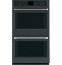 """Café 30"""" Built-In Double Convection Wall Oven"""