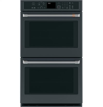 "Café 30"" Built-In Double Convection Wall Oven Product Image"