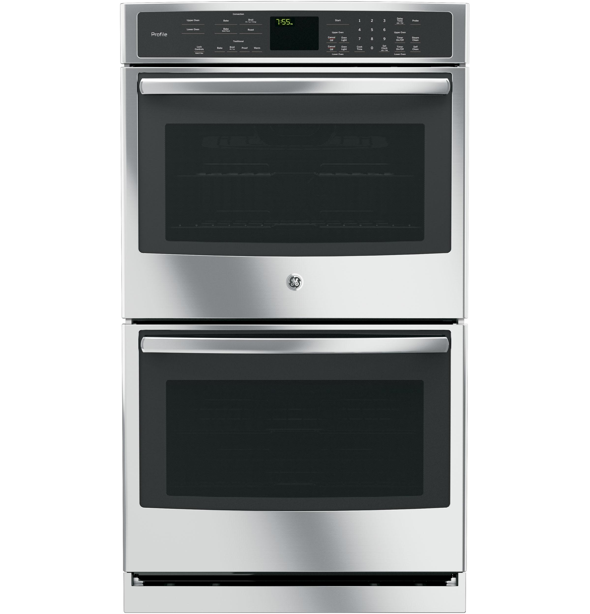 "GE Profile(TM) Series 30"" Built-In Double Wall Oven with Convection