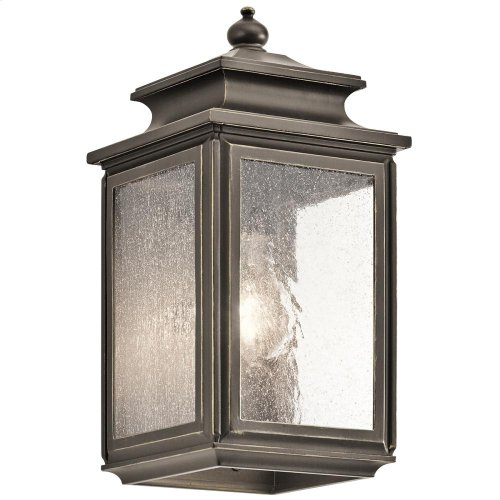 Wiscombe Park Collection Wiscombe Park 1 Light Outdoor Wall - OZ OZ