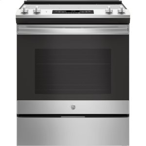 "GEGE(R) 30"" Slide-In Electric Range"