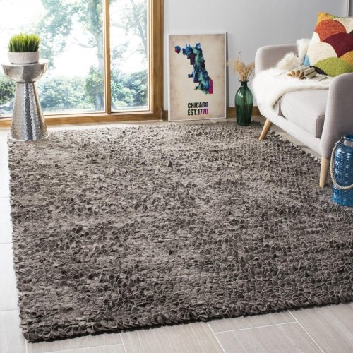 Manhattan Hand Knotted Small Rectangle (3'x5' - 4'x6') Rug