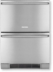 """*** EI24RD65HS*** 24"""" Refrigerator Drawers ****ONLY AVAILABLE AT OUR OKLAHOMA CITY LOCATION****"""