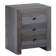 Nightstand - Forest Gray Finish