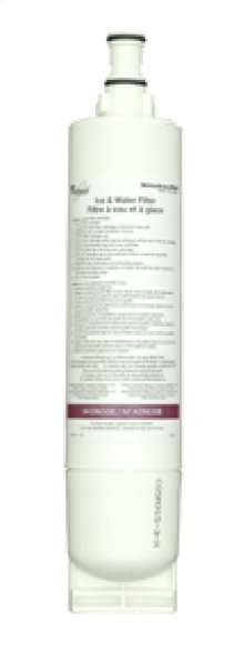 Refrigerator Water Filter - In the Grille Turn