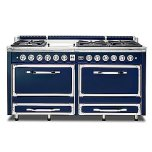 """Viking66""""W. Tuscany Range - TVDR660 Bordeaux finish has been discontinued. See dealer for stock."""