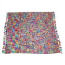 Shingle Multi Colored Throw Product Image