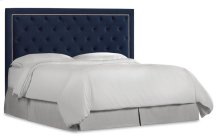 Bedroom Nest Theory Jay 62in King 6/6 Upholstered Headboard