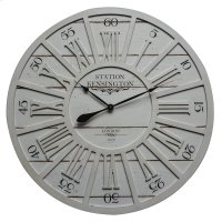 Kensington Station Wall Clock Product Image