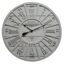 Kensington Station Wall Clock
