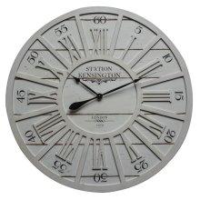 Kensington Station Wall Clock