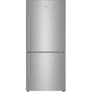 "Beko30"" Counter Depth Bottom Freezer Refrigerator with Ice Maker"