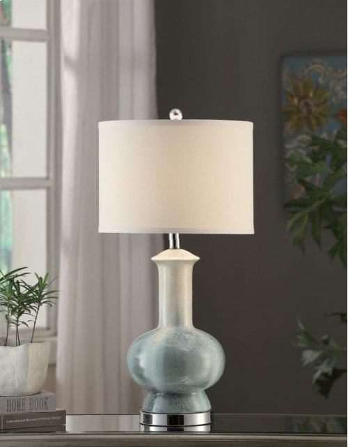 "Sea Breeze Table Lamp 28""Ht"