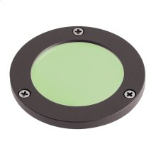 C-Series Small Green Lens Textured Architectural Bronze