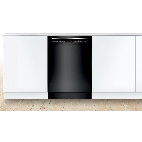 800 Series Dishwasher 24'' Black