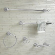 C Series 18-inch Towel Bar  American Standard - Polished Chrome