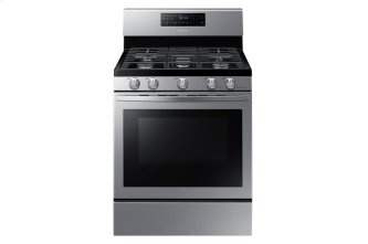 Gas Range with 5.8 cu. ft. Capacity