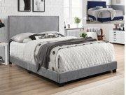 Erin Velvet Nailhead Bed Product Image