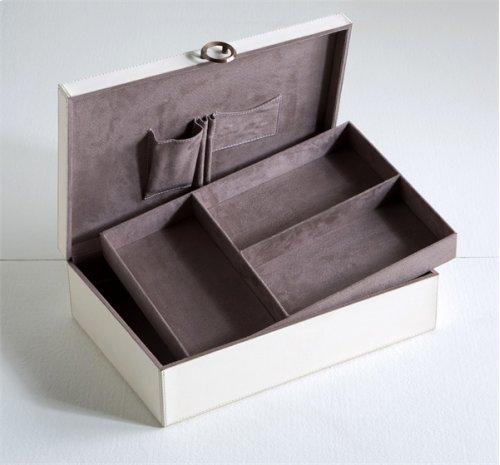 Zola Leather Box