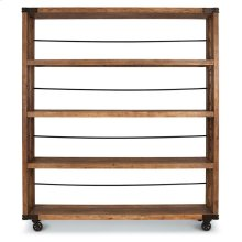 Factory Shelving Unit Large