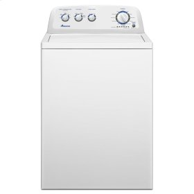 Amana® 4.4 cu. ft. High-Efficiency Washer with Stainless Steel Wash Basket