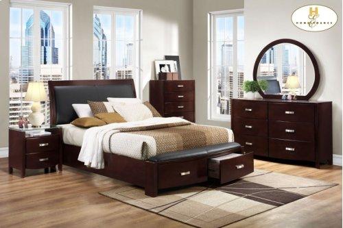 Homelegance 1737C Lyric Bedroom set Houston Texas USA Aztec Furniture
