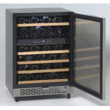 49 Bottle Built-In Wine Chiller
