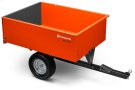16' Steel Swivel Dump Cart Product Image
